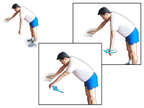 Rotator Cuff Exercise: Pendulum Swing