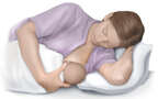 Breastfeeding Position: Side-lying Hold