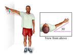 Rotator Cuff Exercise: Wall Climbing (Side)